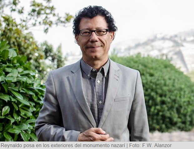 Reynaldo director Patronato Alhambra 2015