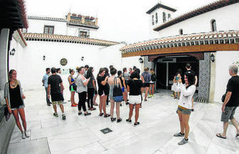 Visitas Dia Patrimonio 2015 GH