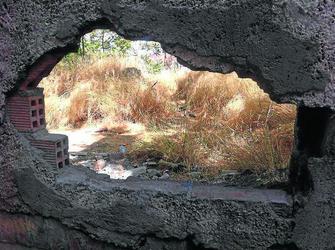 agujero muralla ziri 2015 GH