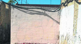 pintada ladron del agua 2015 limpiada GH