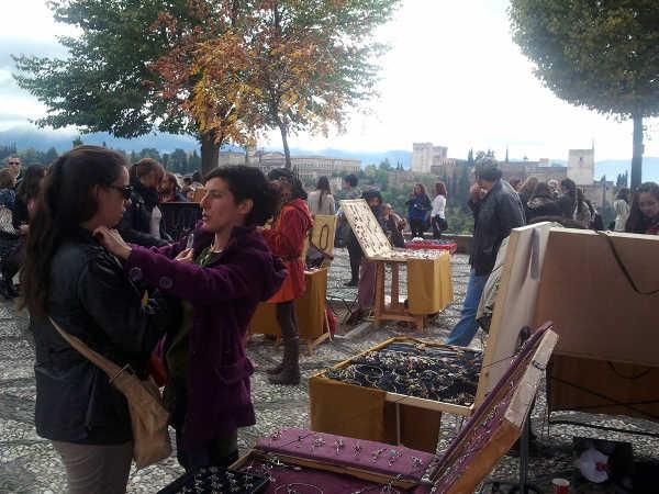 Artesano mercado san nicolas GiM