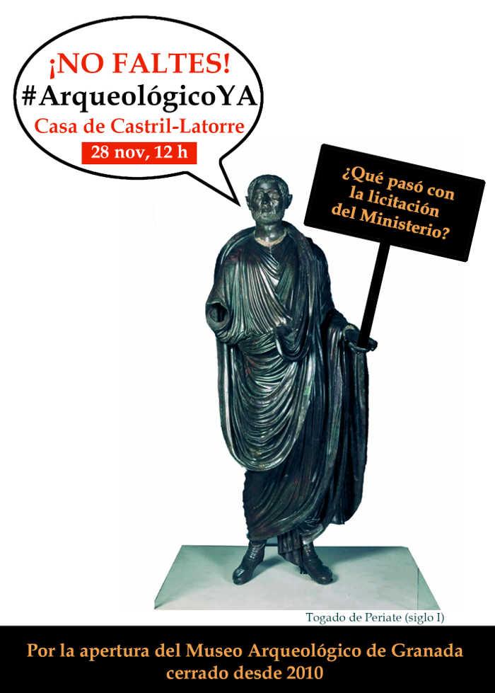 ArqueologicoYA nov 2015 cartel