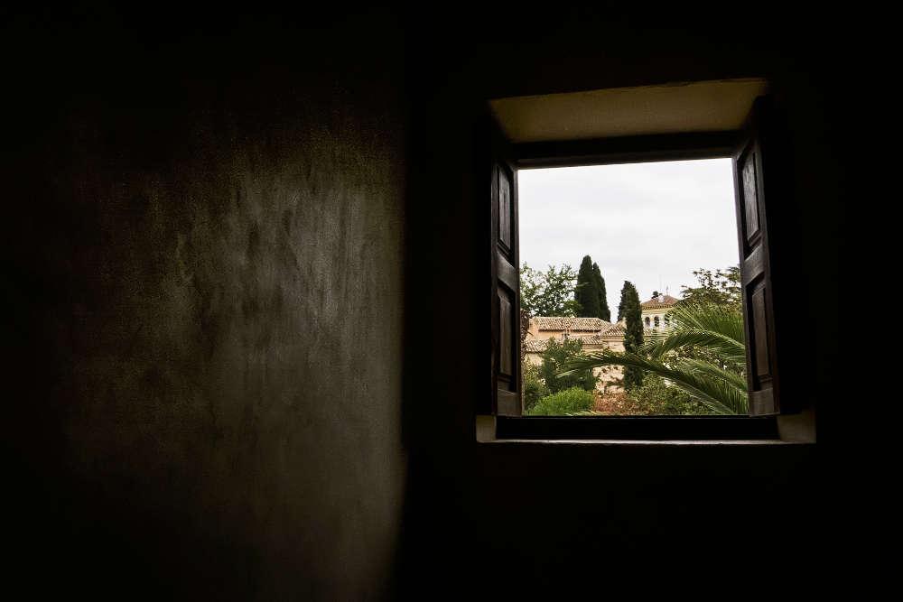 019. ACUARELA: Desde mi ventana