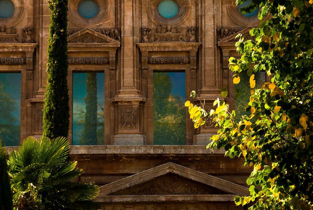 109. FOTÓGRAFO X: La otra Alhambra…, también verde