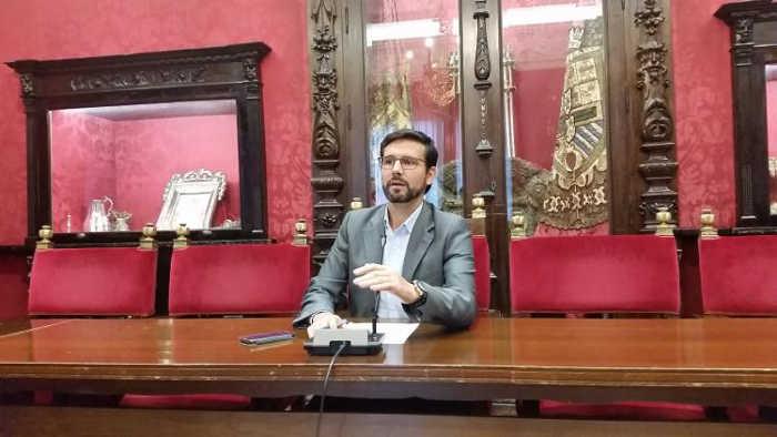 Francisco Cuenca concejal PSOE 2015