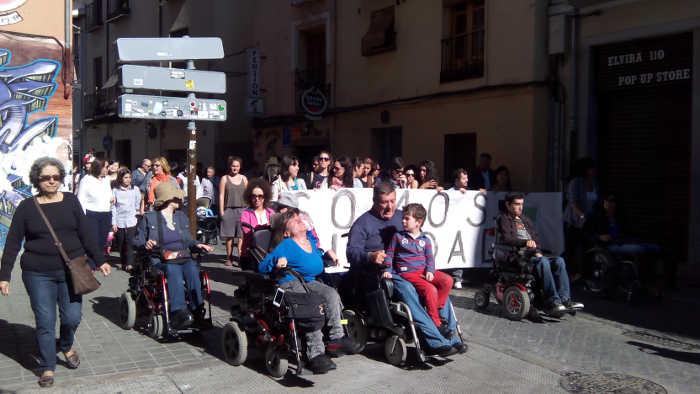 Marcha Somos ciudad calle Elvira 20151108 d