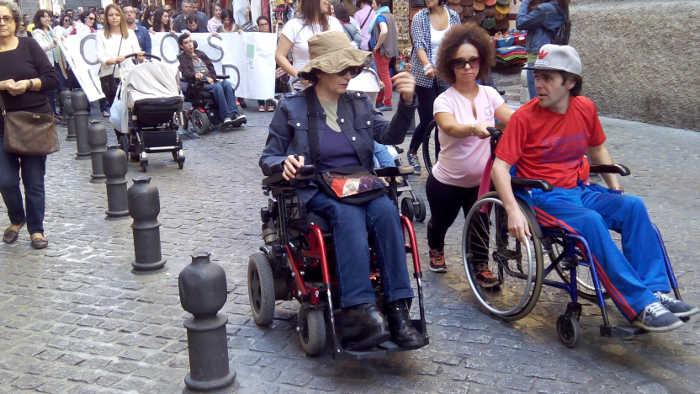 Marcha Somos ciudad calle Elvira 20151108 j