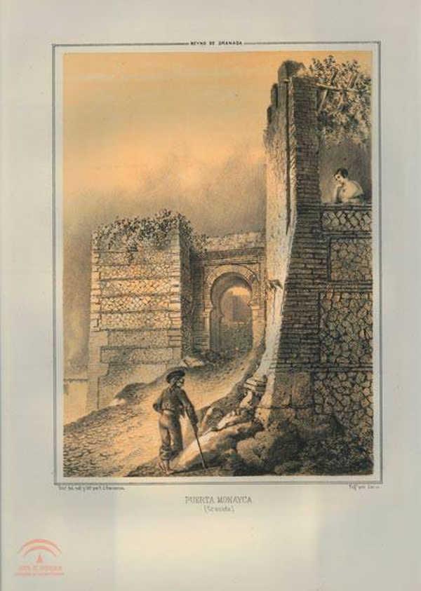 Puerta Monaita 1850