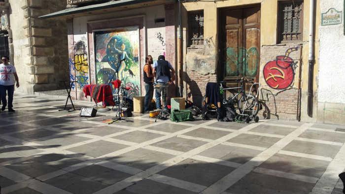 pintadas Plaza Nueva 20151108
