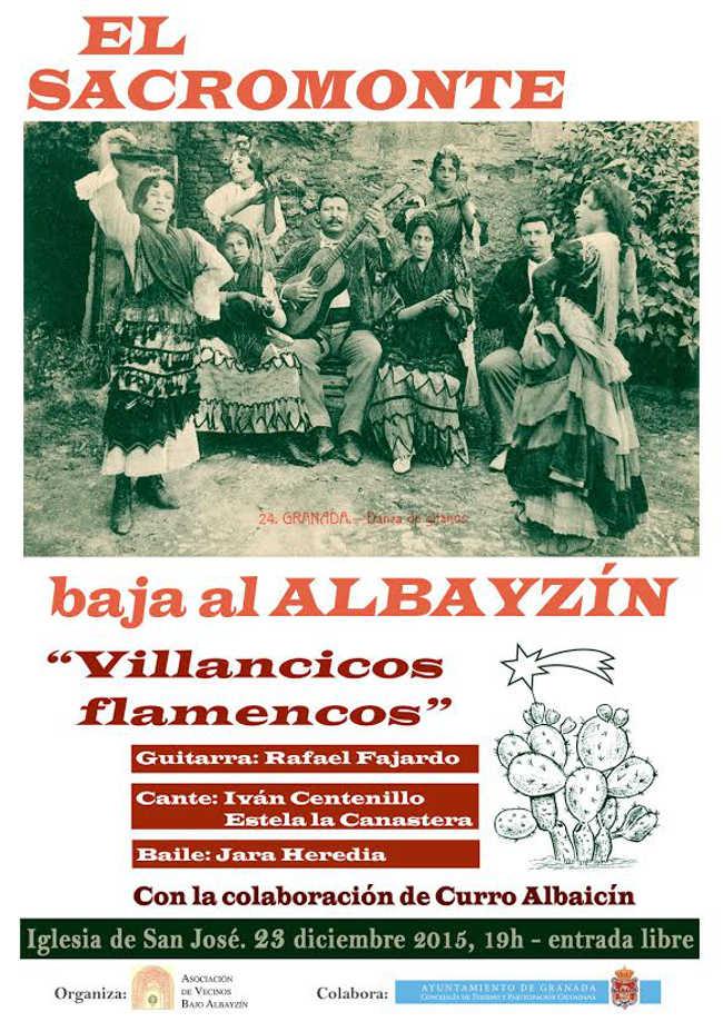 cartel flamenco 2015 dic