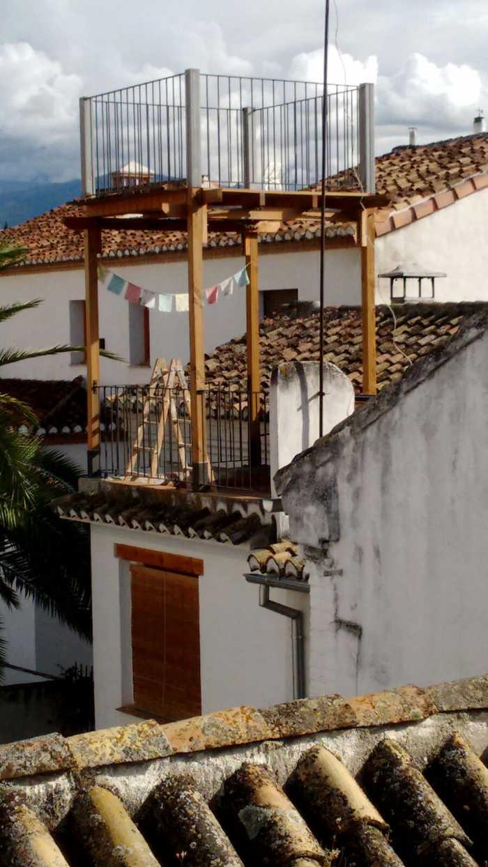 torreon en Horno del Hoyo  20151020