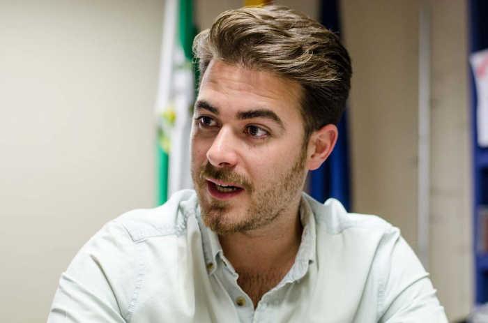 Guillermo Quero Delegado Cultura 2015