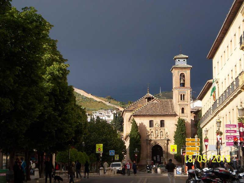 Plaza Nueva senales