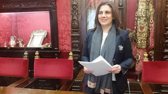 Raquel Ruz-terrazas concejala PSOE