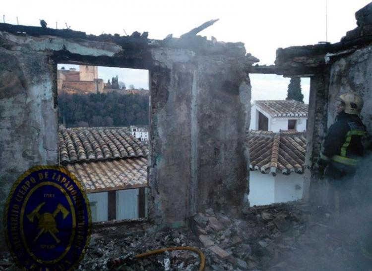 Imagen de Voluntarios de Protección Civil de Granada