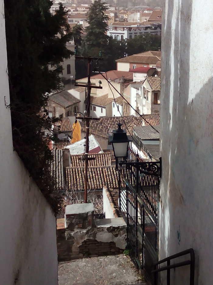 Poste electrico calle Serrano 20160222 b
