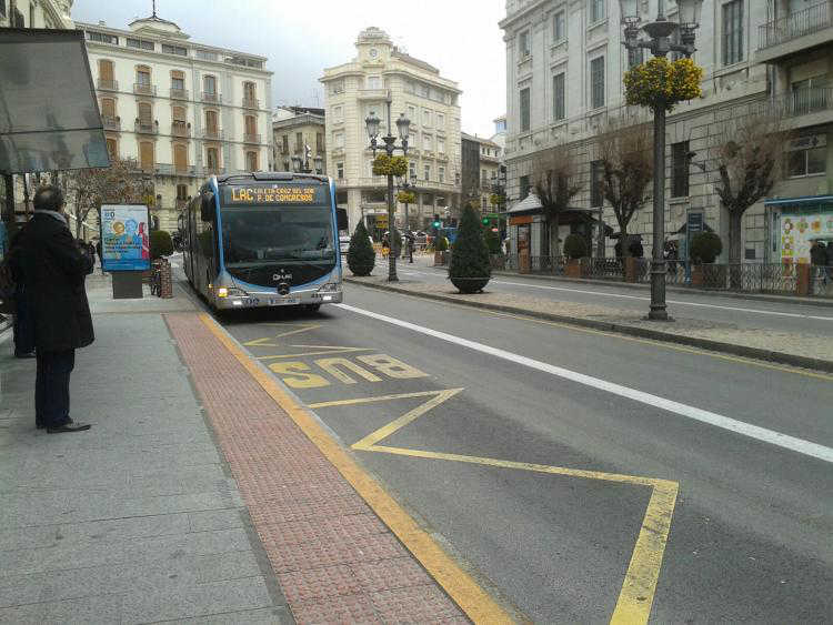 autobus LAC Gran Via