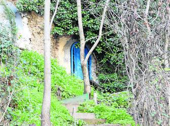 cuevas entorno Fuente del Avellano 2016 GH