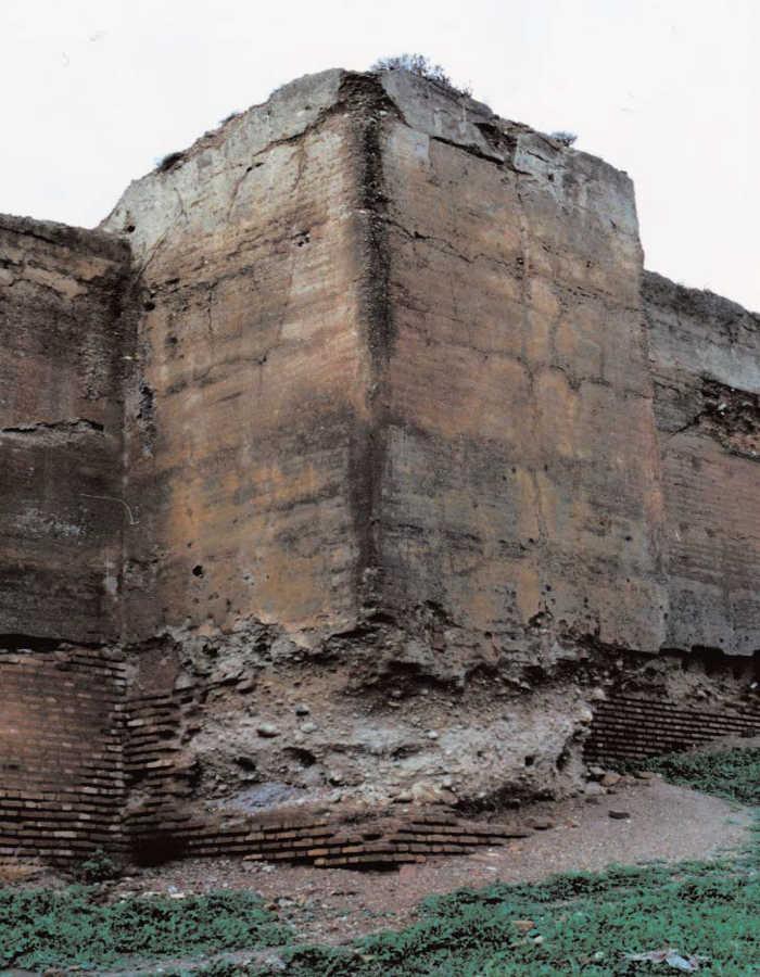 materiales muralla