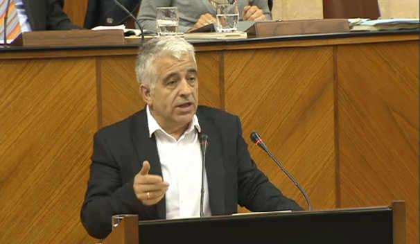 Funes parlamentario andaluz Ciudadanos