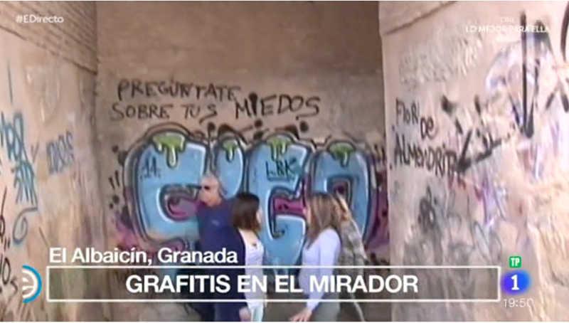 Albayzin Espana directo 20160418