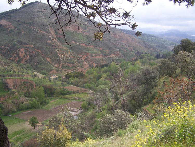 Valle del Darro EI 2016