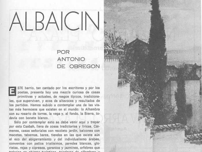 Albaicin 1967