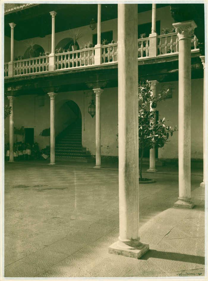 Casa Agreda 1940 c