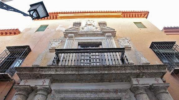 Casa Agreda fachada