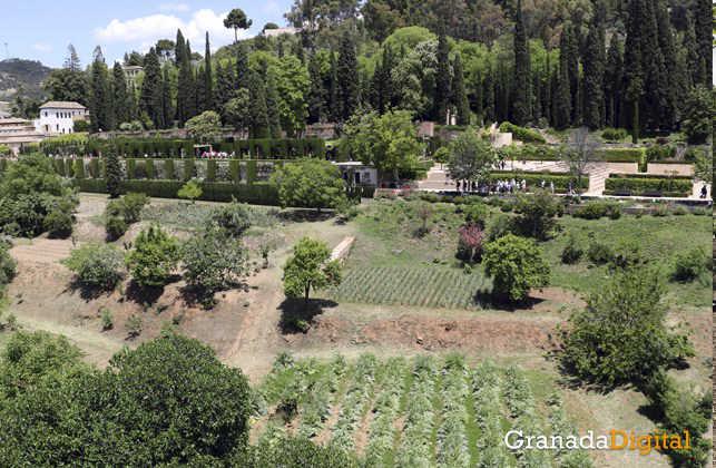 Huerta del Generalife GD 2016