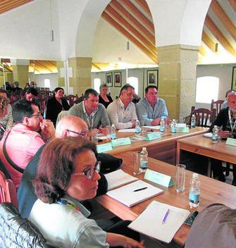 reunion centros historicos Jerez 2016