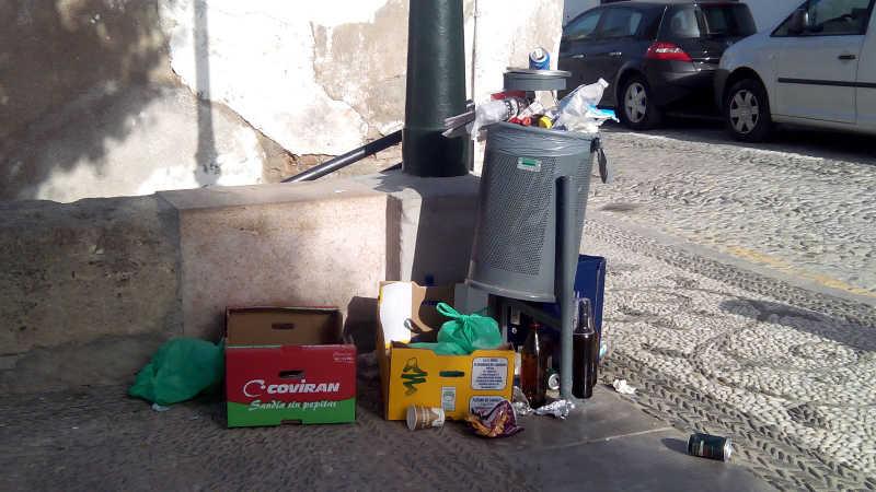 Basura mirador san nicolas 20160627 a