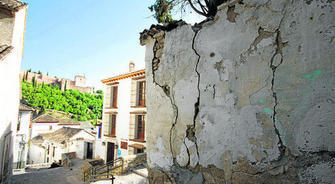 ruina carmen Torres Molina 2016 GH