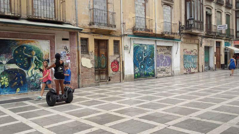 Pintadas Plaza Nueva Santsa Ana 20160731