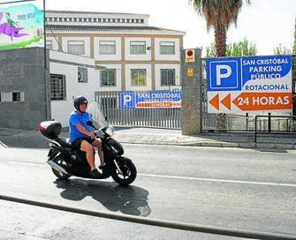 aparcamiento ave maria san cristobal GH 2016