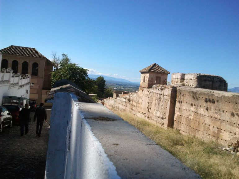 muralla albayzin