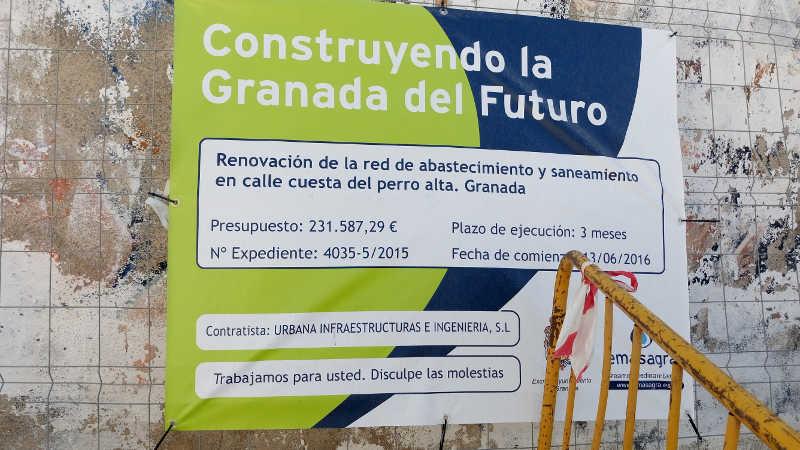 obra redes cuesta perro alta 2016 cartel